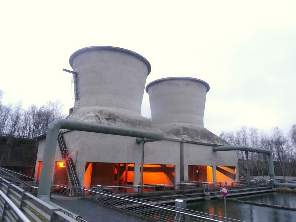 Wassertürme im Westpark Bochum